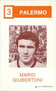 Carte da gioco Ritmo Caltagirone 1969-1970 Giubertoni