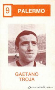 Carte da gioco Nuzzi 1969-1970 Troja