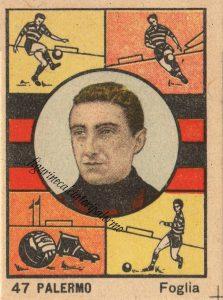 Palermo Calcio 1950-1951 Mario Foglia