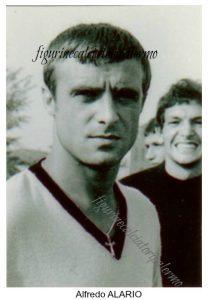 Palermo Calcio Alfredo Alario 1970-1971