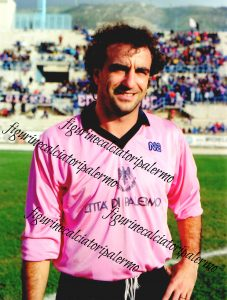 Palermo Calcio Antonio Sassarini 1988-1990
