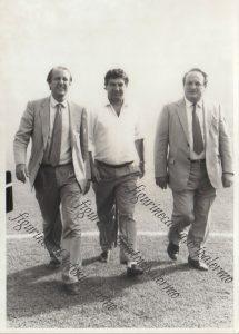 Palermo Calcio Matta-Favalli-Schillaci 1982-1983