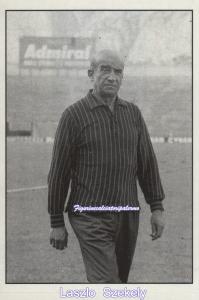 Palermo calcio 1963-1965 Laszlo Szekely
