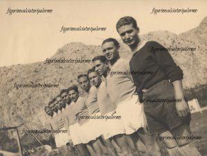 Palermo calcio 2° Divisione 1936-1937
