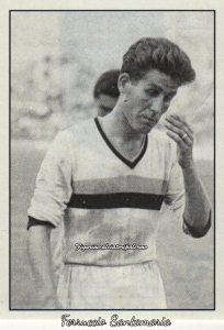 Palermo calcio1949-1952 Ferruccio Santamaria