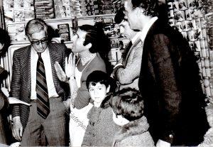 Palermo Calcio Presidente Renzo Barbera e pino u tasciu