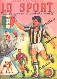 Album 1961-62 Castello
