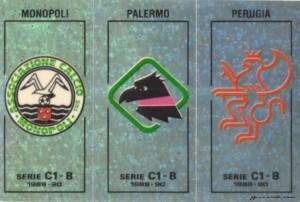 Panini 1989 - 1990