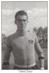 figurine calciatori palermo 1948-1949 Vittorio Masci