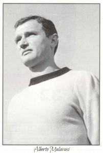 figurine calciatori palermo 1957-1958 Alberto Malavasi