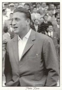 figurine calciatori palermo 1957 Pietro Rava