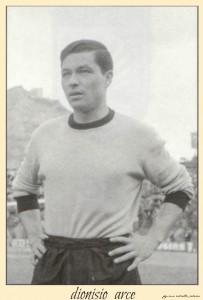 figurine calciatori palermo 1959-1960 Dionisio Arce