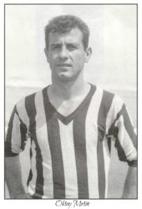 figurine calciatori palermo 1961-1962 Oktay Metin