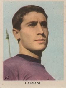 figurine calciatori palermo 1962-1963 Calvani