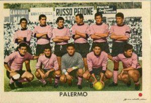 Palermo Calcio 1962-1963-Squadra