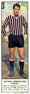 figurine calciatori palermo 1966-1967 Bercellino