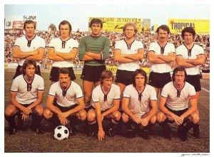 figurine calciatori palermo 1975-1976 squadra