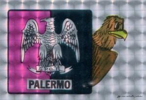figurine calciatori palermo 1985-1986 Scudetto