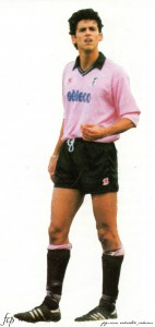 figurine calciatori palermo 1991-1992 Bucciarelli