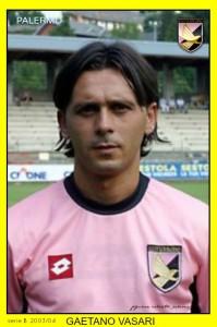 figurine calciatori palermo 2003-2004 Vasari