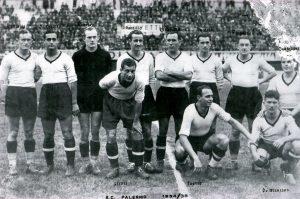 Palermo Calcio 1934-1935 Seria A 7° posto