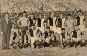 Palermo Calcio 1947-48 SERIE b 1° posto promosso in serie A