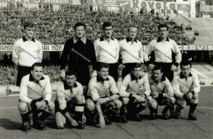 Palermo Calcio 1956-1957 serie A 16 posto retrocessione