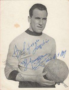 Palermo Calcio 1957-1960 Julio Carlos Santiago Vernazza