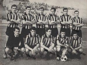 Palermo Calcio 1968-1969 serie A 11°posto