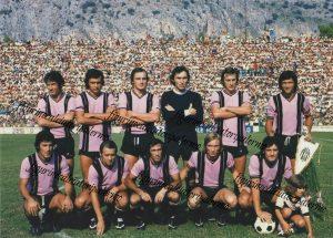 Palermo Calcio 1974-1975 Serie B
