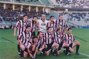 Palermo Calcio 1999-2000 serie c1 6°posto