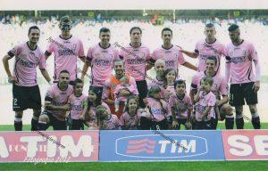 Palermo Calcio 2011-2012 Serie A 16°posto
