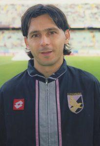 Palermo Calcio Gaetano Vasari 1995-1997 e 2003-2004