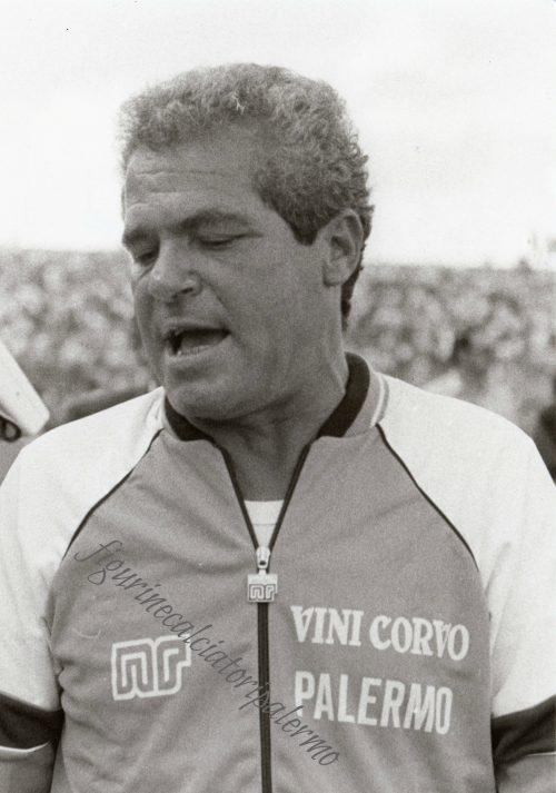 Palermo Calcio Gustavo Giagnoni