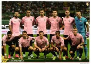 erredì 2015-2016 Squadra