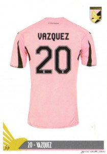 erredì 2015-2016 Vazquez