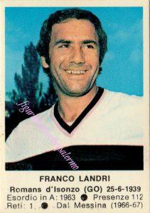 Edis 1972-1973 Landri