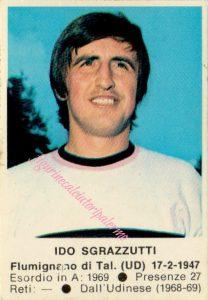 Edis 1972-1973 Sgrazzutti