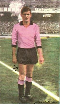 Lampo Calciatori in Campo 1964-1965 Postiglione