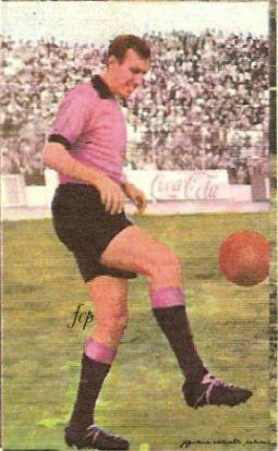 Lampo Calciatori in Campo1964-1965 Raffin