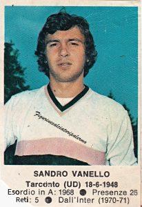 Vanello edis 1972-73