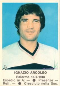 figurine calciatori palermo 1972-1973 Arcoleo