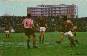 Sagittario 1969-1970 Palermo - Milan 0-0