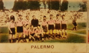 figurine calciatori palermo 1929-1930 Squadra