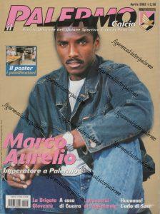 Il Palermo Calcio rivista apr. 2002