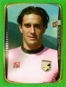Obiettivo Campionato Figurine 2004-2005 Toni
