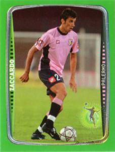 Obiettivo Campionato Figurine 2004-2005 Zaccardo