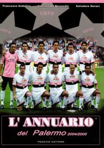 L'Annuario del Palermo 2004-2005