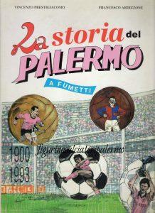 La storia del Palermo a Fumetti dic.1993