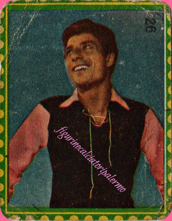 Palermo Calcio Luciano Marchetti 1952-1953